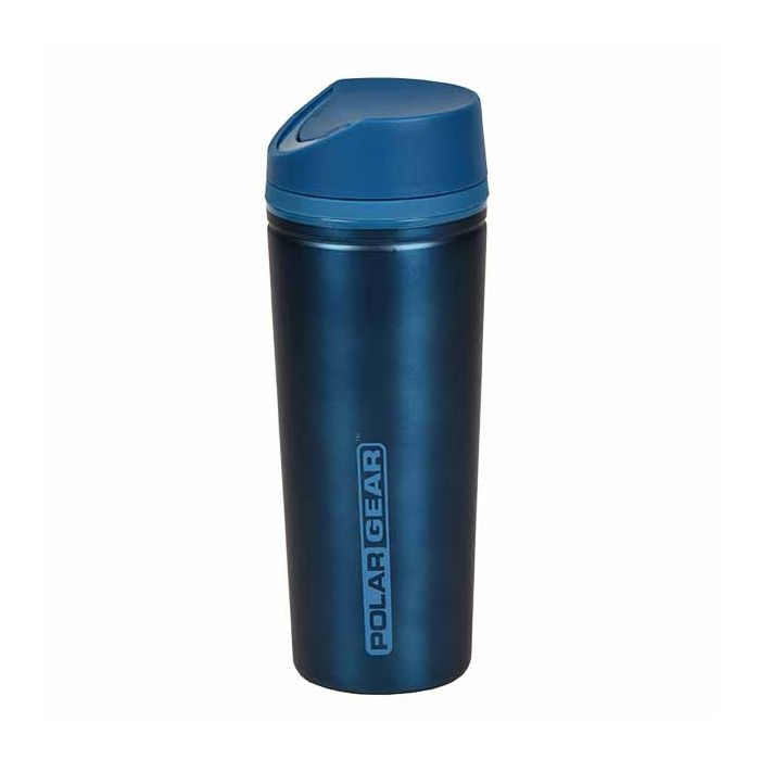 Blue Active Twist Travel Tumbler Polar Gear