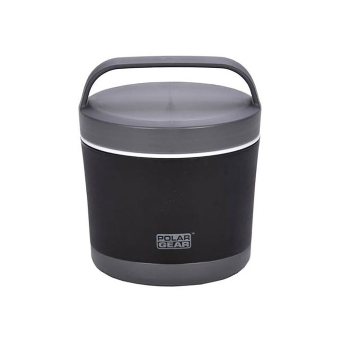 Polar Gear 500ml Black Lunch Bowl 1