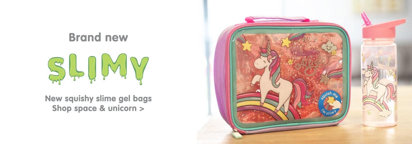 Unicorn Slime Lunchbag