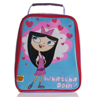 Phineas and Ferb Isabella Lunch Bag