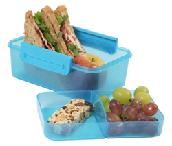 Lunch Box Double Decker