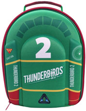 Thunderbirds Are Go Lunchbag