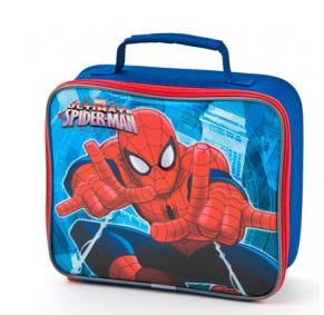 Ultimate Spiderman Lunch Bag